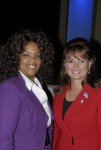 Palin with Opra