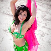 Sasha - Middle Eastern Entertainment in Atlantic City, New Jersey