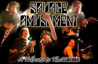 "Savage Amusement ""A Tribute To The Scorpions"" - Tribute Band in Alton, Illinois"