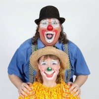 Scoop - Clown in Holland, Michigan