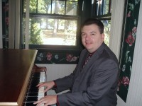 Scott McAllister - Jazz Pianist in Philadelphia, Pennsylvania
