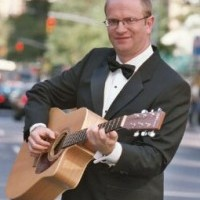 Scott Samuels - Classical Guitarist in Charlottesville, Virginia