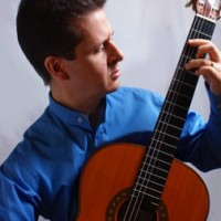 Scott Sanchez - Classical Guitarist in South Burlington, Vermont