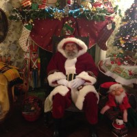 Scottie Victorian Santa for Hire - Santa Claus / Venue in Monticello, Florida