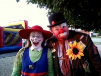 Scruffy the Clown - Face Painter in Jackson, Michigan
