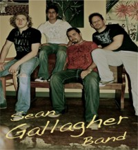 Sean Gallagher Band