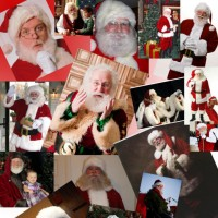 Seattle Jolly Santa Claus - Santa Claus in Seattle, Washington