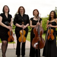 Serendipity Strings - String Quartet in Everett, Washington