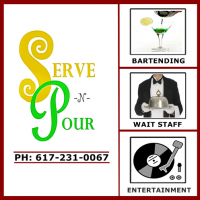 Serve & Pour - Wait Staff / Wedding DJ in Boston, Massachusetts