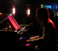 "Seth ""Fingers"" Flynn Barkan - Jazz Pianist in Henderson, Nevada"