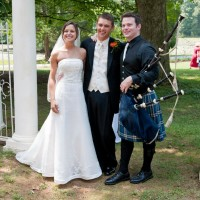 Seth Wells - Bagpiper in Wilmington, North Carolina