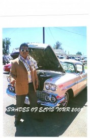 Shades Of Elvis Tour 2011