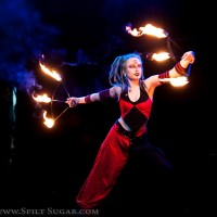 The Feuer Minds Circus Entertainment - Aerialist in Detroit, Michigan