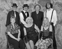 Shake and the Chantoosies - Blues Band in Westminster, California