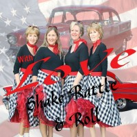 Shake, Rattle & Roll - Doo Wop Group in Casper, Wyoming