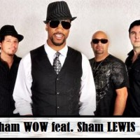 Sham WOW feat. Sham Lewis - R&B Vocalist in Paradise, Nevada