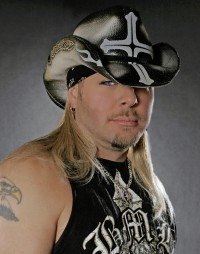 Shannon Michaels as Bret Michaels