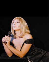 Sharon Owens As Barbra Streisand