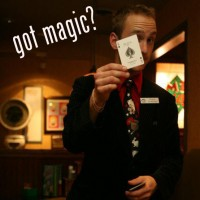 Shaun Ferguson's Got Magic - Strolling/Close-up Magician in Erie, Pennsylvania