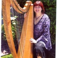 Shawna Spiteri, Harpist/Singer - Celtic Music in South San Francisco, California