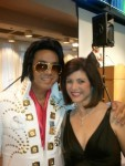 Elvis and Shannon Brinias