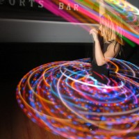 Shelby Lynn Of Holistic Spin - Fire Dancer in Chula Vista, California