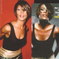 Sherie Evette Withers as Whitney Houston - Whitney Houston Impersonator in ,