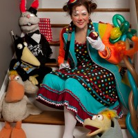 Silly Sally's Entertainment - Children's Party Magician in Cape Cod, Massachusetts