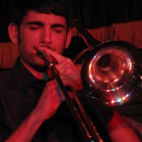 Simon Giavaras, Jazz Trombone/Electric Bass