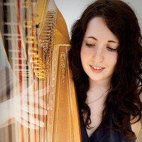 Simone Salmon, Santa Barbara Harpist - Celtic Music in Goleta, California