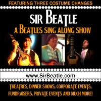 Sir Beatle- Beatles Sing Along Show - Oldies Tribute Show in Atlantic City, New Jersey