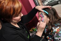 Sister Act Face Painting - Pony Party in Lawrence, Kansas