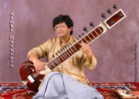 Sitar Maestro Aloke Dasgupta - New Age Music in Perris, California