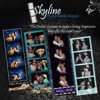 Skyline Photo Booth Rental - Photo Booths / Wedding Favors Company in Alhambra, California