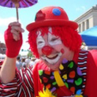 Sloopy da Clown - Pony Party in Summerville, South Carolina