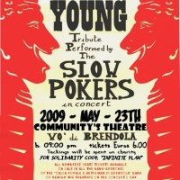 Slowpokers - Neil Young Tribute Band (from Italy) - Tribute Band in Lincoln, Nebraska