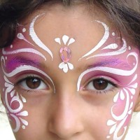Smile face painting - Face Painter in Easton, Pennsylvania