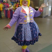 Smilee The Clown - Face Painter in Jackson, Michigan