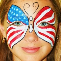 Smiles Face Painting - Temporary Tattoo Artist in Orlando, Florida