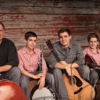 Smith Family BAnd - Bluegrass Band in Paris, Texas