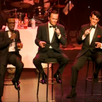 The Rat Pack LIVE from Las Vegas - Frank Sinatra Impersonator in Redding, California