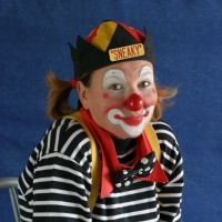 Sneaky the clown - Clown in Elk River, Minnesota