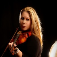 Solo Violinist, Brandy Wynn - Wedding Band in Mineral Wells, Texas