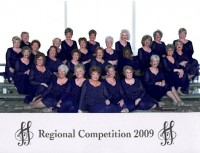 Song of the Pines Chorus - Singing Telegram in Prescott Valley, Arizona