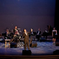 Songs of Sinatra, a tribute - Jazz Singer in Portland, Oregon