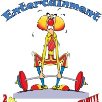 WEAK Entertainment - Clown in Clarksdale, Mississippi