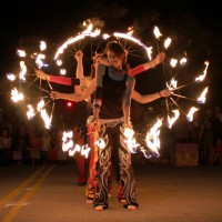 Soul Fire Tribe - Dance in Noblesville, Indiana