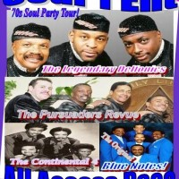 Soul Party Tour - Motown Group in Trenton, New Jersey