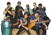 Sounds Of Santana - Salsa Band in Stockton, California