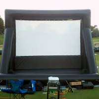 Source One Rentals - Inflatable Movie Screen Rentals in Riverside, California